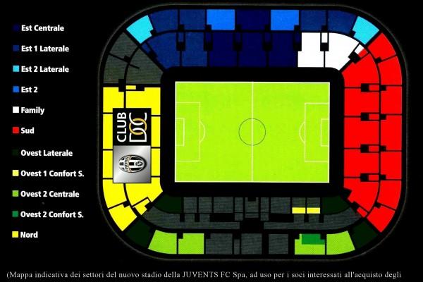 Juventus Club Menfi e Abbonamenti Nuovo Stadio