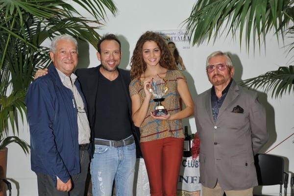 Grande Giusy, Miss Italia 2012..