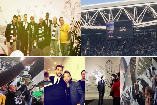 Lo JC Menfi a Torino....