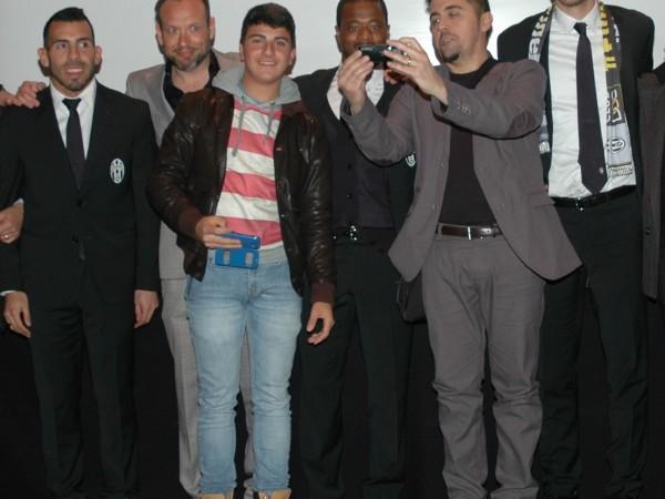 Aperitivo con La Juventus